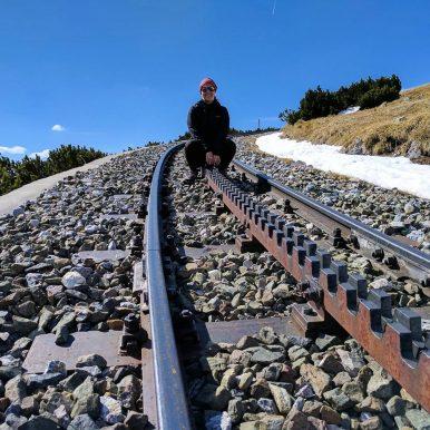 Austria Schneeberg Perine railway