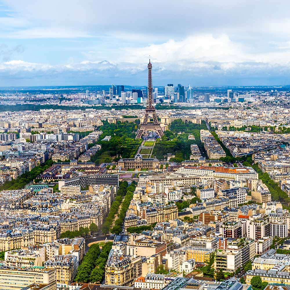 The 5 Most Beautiful View Of Paris Weirdos Abroad