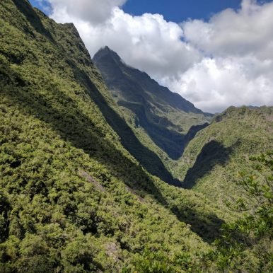 reunion island mafate hiking