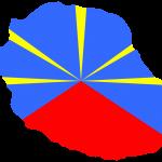 flag of reunion island