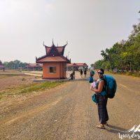 Leaving Cambodia