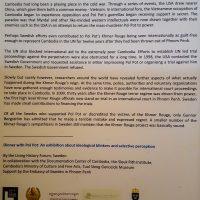 Sweden support to Pol Pot regime