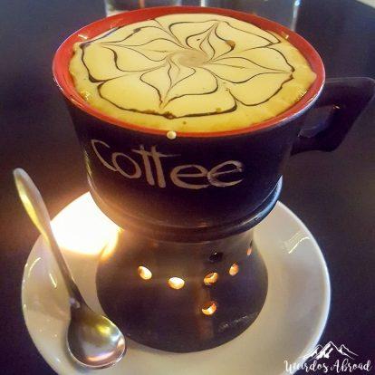 Vietnam - Hoi An - egg coffee