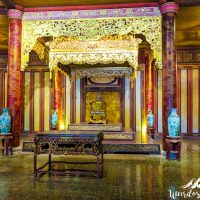 throne imperial city hue