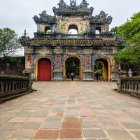 Imperial city of Hue - Entrance gate