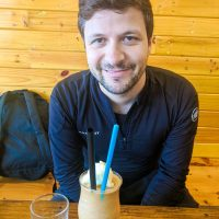 coconut coffee Silviu