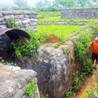 SIlviu in Khe Sanh trenches