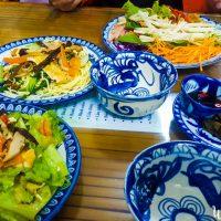 Vegetarian restaurant Thanh Lieu
