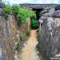 Khe Sanh trenches