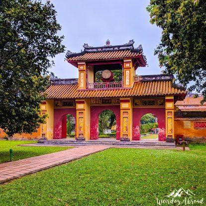 Vietnam - Hue - Square - -1