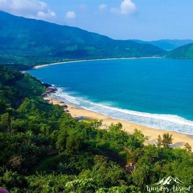 Hue to Hoi An - Red beach