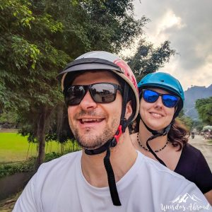 Selfie by SIlviu on the scooter