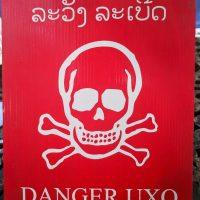 Danger UXO