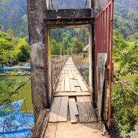 Moving bridge