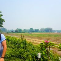 Biking in Pai surrounding