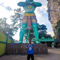 Who's the weirdest? Green Ramayana or blue Silviu?