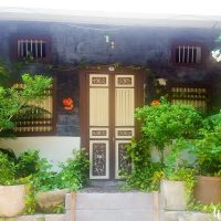 House entrance in George Town