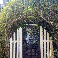 Nice entrance gate!