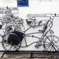 Malaysia - Penang - Street Art -101