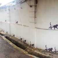Malaysia - Penang - Street Art -105