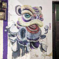 Malaysia - Penang - Street Art -111