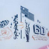 Malaysia - Penang - Street Art -13
