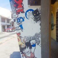 Malaysia - Penang - Street Art -17