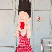 Malaysia - Penang - Street Art -35