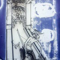 Malaysia - Penang - Street Art -43