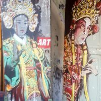 Malaysia - Penang - Street Art -49
