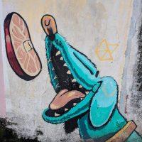 Malaysia - Penang - Street Art -60