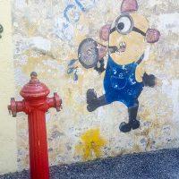 Malaysia - Penang - Street Art -61