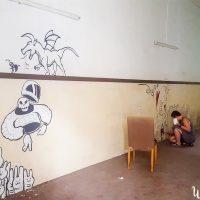 Malaysia - Penang - Street Art -64