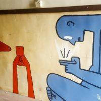 Malaysia - Penang - Street Art -65