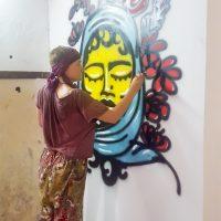 Malaysia - Penang - Street Art -67
