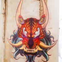 Malaysia - Penang - Street Art -69