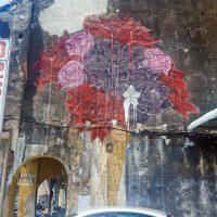 Malaysia - Penang - Street Art -7
