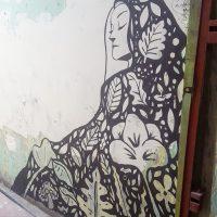 Malaysia - Penang - Street Art -70