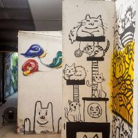 Malaysia - Penang - Street Art -76