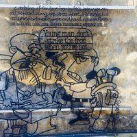 Malaysia - Penang - Street Art -8