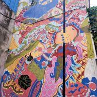 Malaysia - Penang - Street Art -9