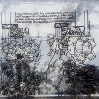 Malaysia - Penang - Street Art -90