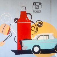 Malaysia - Penang - Street Art -91