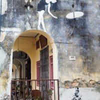 Malaysia - Penang - Street Art -94