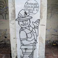 Malaysia - Penang - Street Art -95
