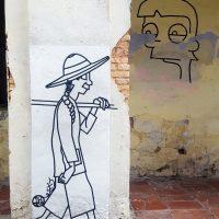 Malaysia - Penang - Street Art -96
