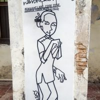 Malaysia - Penang - Street Art -97