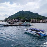Koh Nang Yuan: small island surrounded by snorkeling spots!