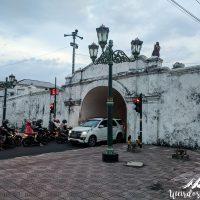 In Jogja streets