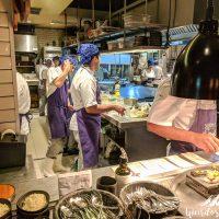 Busy kitchen!
